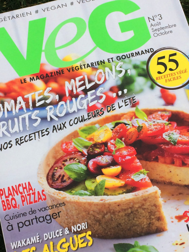 MAGAZINE VEGETARIEN