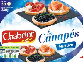 photo pack culinaire Canapés Chabrior