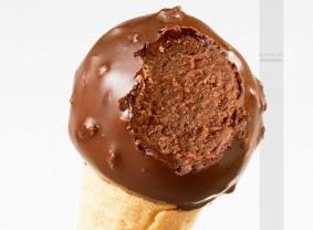 Boule chocolat photo pack culinaire