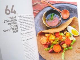 livre de cuisine LA PLAGE