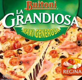 Pack photographe culinaire pizza buittoni