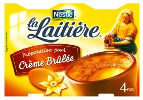 photographe culinaire pour Nestlé La Laitière