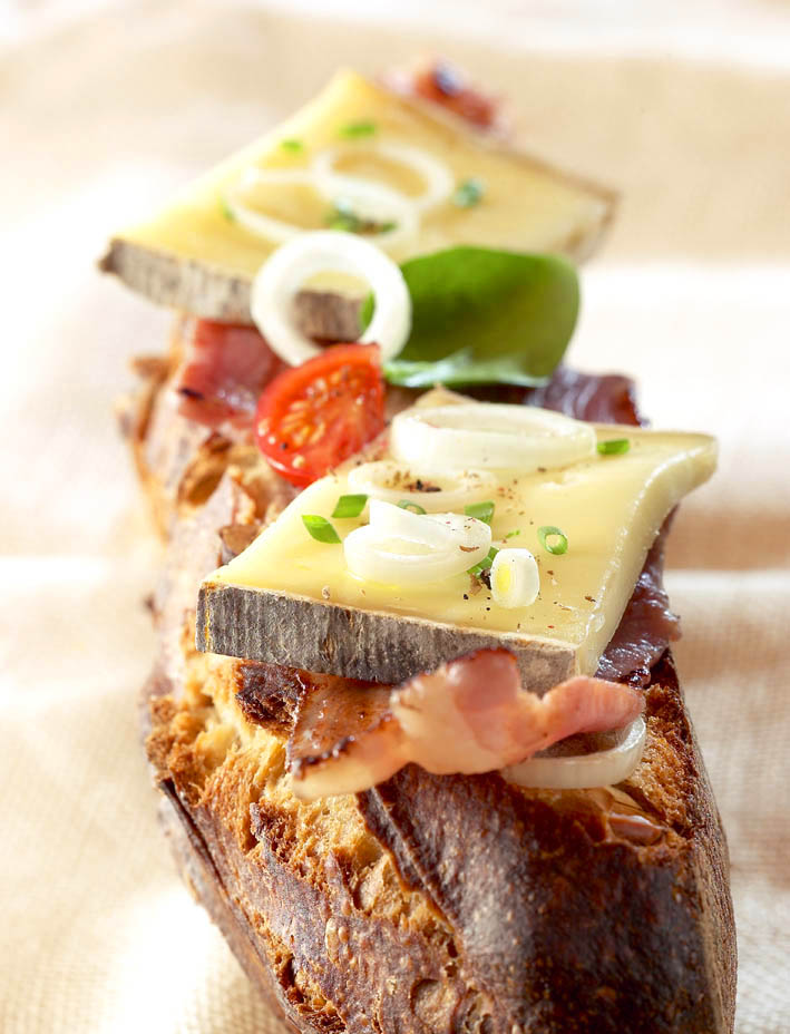 sandwich brebis